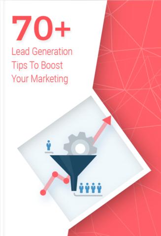 Ebook: 70+ Lead Generation Tips